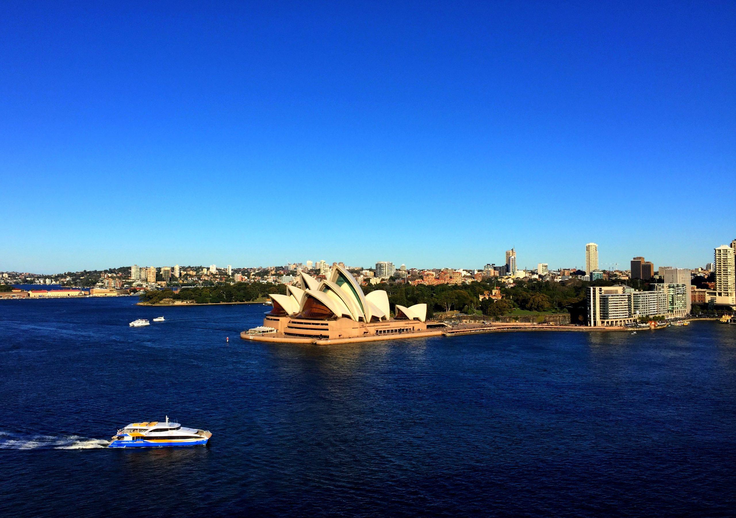 Življenje v Avstraliji