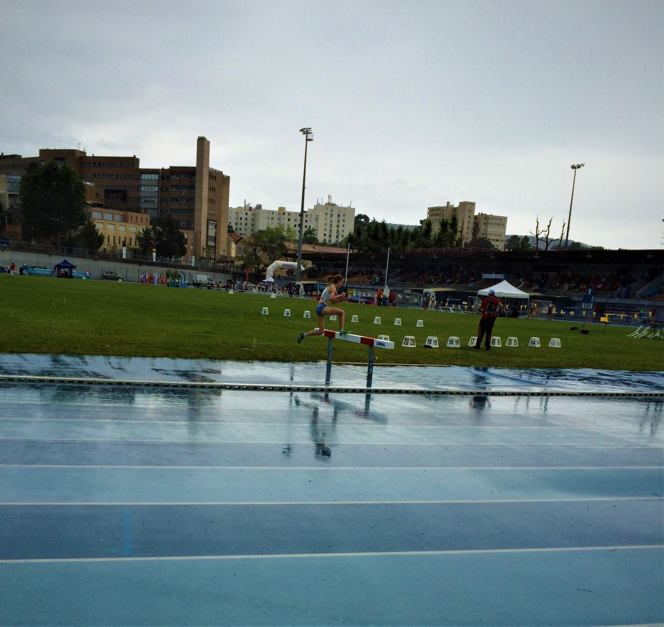 1. sredozemske igre U23 – Aubagne