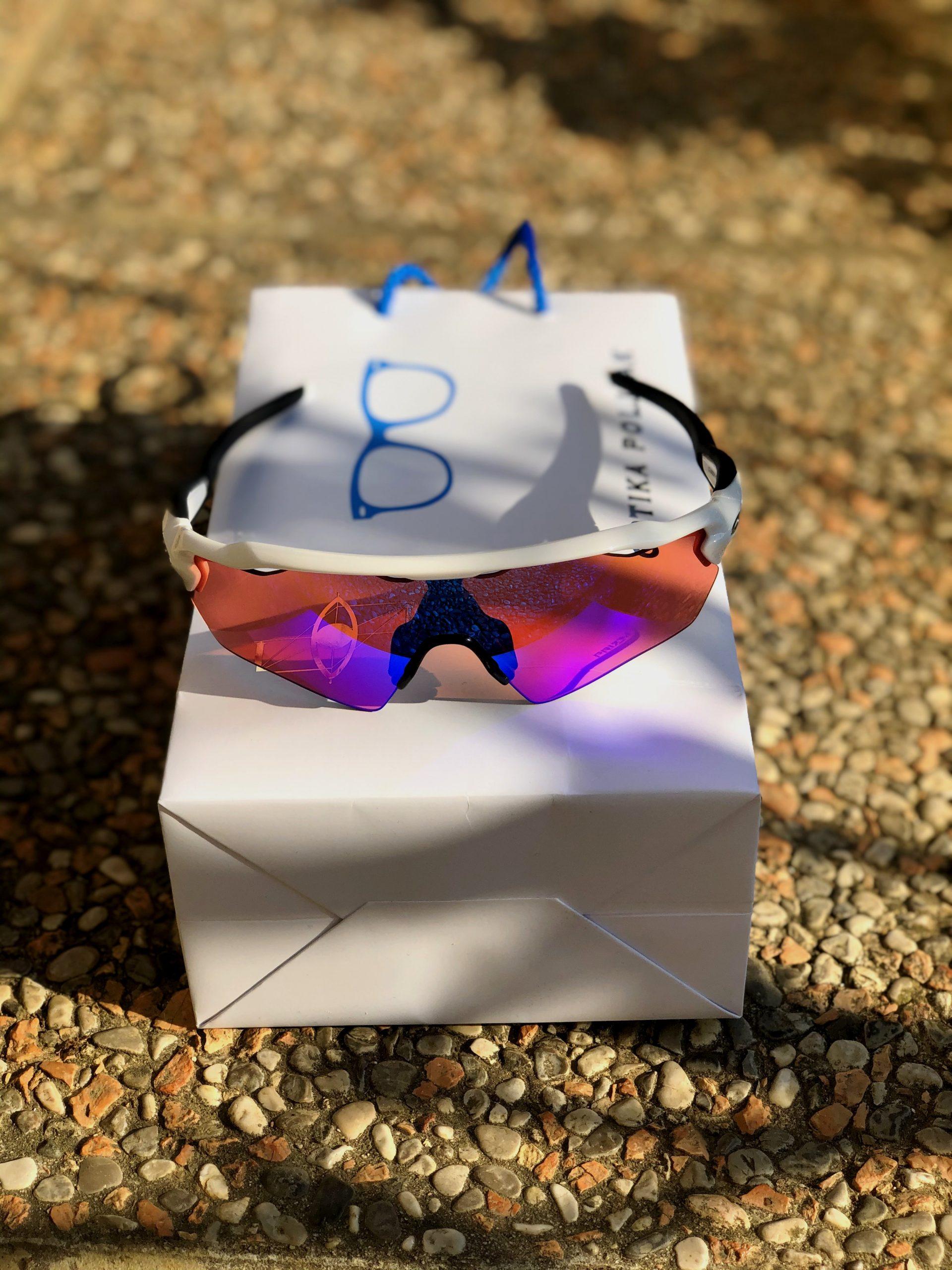 Športna sončna očala Oakley Radar EV XS Path Youth Prizm Field